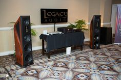 Las Vegas 2013: Legacy and Morrow | Confessions of a Part-Time Audiophile