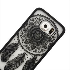 This spiritual dreamcatcher case will keep your fears at bay. Case snaps perfectly on your phone to protect it against minor bumps and drops. Colour: Black High quality polycarbonate material Comes wr