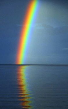 It takes both sunshine and rain to make a rainbow. - Proverb