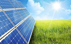 Solar energy for our
