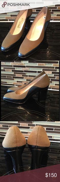 Salvatore Ferragamo Heels New Size 10 Brand new only tried on. Salvatore Ferragamo Shoes Heels