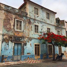 Mindelo, São Vicente #CaboVerde #Kaapverdie