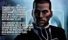Mass Effect Headcanons