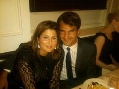 Anna Wintour hosted party to celebrate Roger's 31st