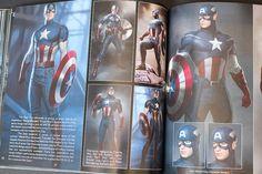 The Art of Marvel's The Avengers by Parka81, via Flickr