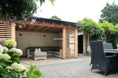 2 Outdoor Buildings, Garden Buildings, Outdoor Structures, Pergola Designs, Deck Design, Backyard Garden Design, Garden Spaces, Garden Inspiration, Home And Garden