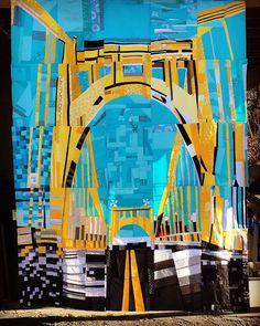 Pittsburgh Modern Quilt Guild: Woah