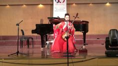 WMA Festival 2012 - 28 - Nagisa plays morin huur piece from japanese com...