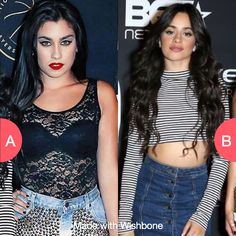 Lauren Jauregui or Camila Cabello? Click here to vote @ http://getwishboneapp.com/share/5200377