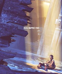 Lara Croft: I made you a promise. #tombraider