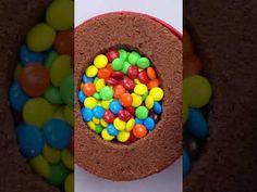Rainbow Centerpiece, Chocolate Cake, The Creator, Breakfast, Desserts, Food, Chicolate Cake, Morning Coffee, Tailgate Desserts
