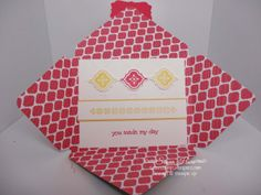 Envelope Punch Board Card, Inside, SUO, Mosaic Madness, Stampin Up, susanstamps.wordpress.com