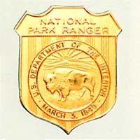 Junior Ranger badge.