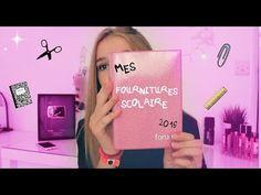 MES FOURNITURES SCOLAIRES 2016 - YouTube