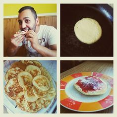 #pancakes#jam#sugar#for#boyfriend#