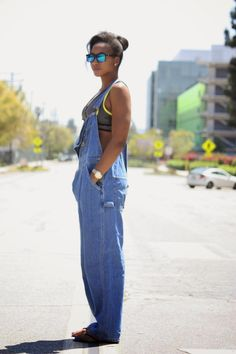 Honey In My Heels ---->>>> Comfortable Fit #fashion #streetstyle #blogger #overall #trend #ootd