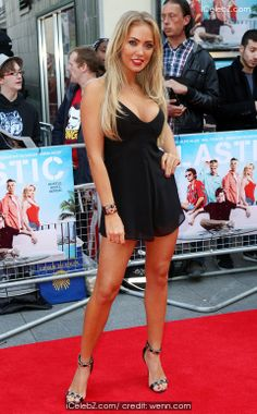 Aisleyne Horgan Wallace World Premiere of Plastic at the Odeon West End http://icelebz.com/events/world_premiere_of_plastic_at_the_odeon_west_end/photo4.html