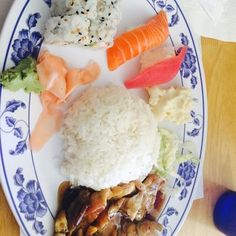 Aoki Japanese Restaurant - Lunch special. - La Verne, CA, United States