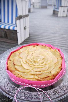 Sylter Apfel-Käsekuchen