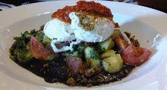 Sydney breakfast.  runcible spoon cafe - Camperdown