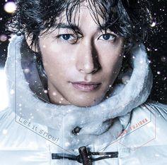 ディーン・フジオカ2nd EP「Let it snow!」のリリース日が12/20に決定!ジャケ写&収録内容解禁! | A-sketch 公式Twitter Let It Snow, Jon Snow, Moment Of Silence, Japanese Characters, Artist Profile, Japanese Men, Close My Eyes, Kpop, Actor Model