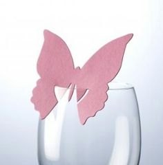 Personalised cup decorations