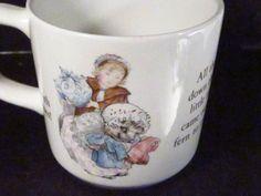 Beatrix Potter Wedgwood MRS TIGGY-WINKLE Hedghog CUP