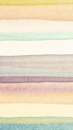 iPhone 5 wallpaper - watercolor stripes #pattern