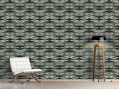 Design #Tapete Karo Gartengrün Divider, Artsy, Room, Design, Furniture, Home Decor, Self Adhesive Wallpaper, Wall Papers, Nice Asses