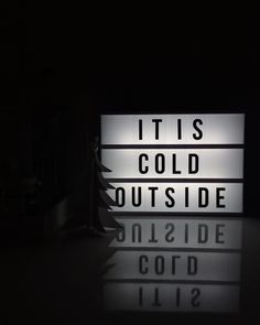 """It's cold outside❄️ Finally home after an amazing week in Liverpool visiting my sister and her boyfriend❤️ Bought this cool lamp and A LOT of clothes…"""