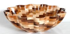Woodturning | Making a Scalloped Edge Bowl »