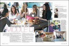 Yearbook Student Life:Brentwood School, 2010