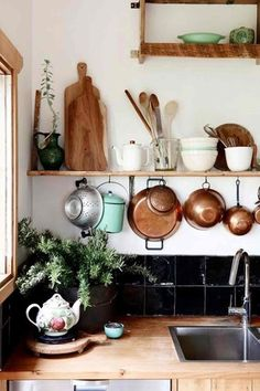 Vintage Utensils - From stylish paint projects to game-changing accessories, the H&G guide to refreshing your home on a budget - interiors on HOUSE by House & Garden