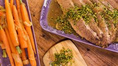 This brisket recipe is a family-favorite of Rachael's and is even featured in…