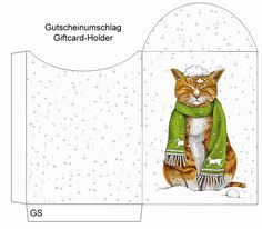 G.S. Christmas Bags, Christmas Crafts, Xmas, Printable Crafts, Christmas Printables, Diy Gift Box, Gift Tags, Cardboard Crafts, Paper Crafts