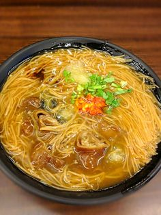 Oyster noodle 蚵仔麵線