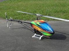 500 ESP Trex 500E 500 EF 500E Pro ALIGN Trex 500 Metal Tail Rotor Holder