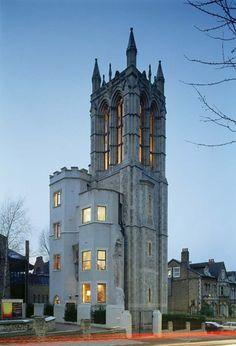 Gypsy Tower, Dulwich Village..England