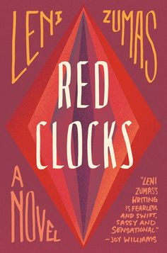 Red Clocks: See my review at https://wp.me/p2B4Be-54C