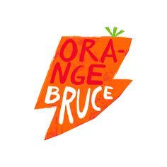 Bruce Juice — The Dieline - Branding & Packaging