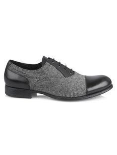 Ben Sherman: Leather and Textile Brogues
