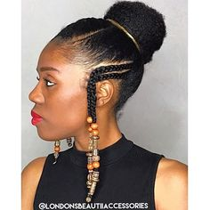 14 Fulani Braids Styles to Try Out Soon - Loud In Naija African Braids Styles, Braid Styles, Pelo Natural, Natural Hair Tips, Natural Beauty, Natural Hair Styles For Black Women, Natural Hair Inspiration, Afro Hairstyles, Natural Hairstyles