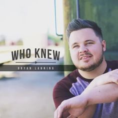Cover art who knew by Bryan lanning