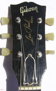1960 Gibson Les Paul Standard > Guitars : Electric Solid Body   Gbase.com