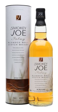 SMOKEY JOE Islay Blended Malt Whisky, Islay