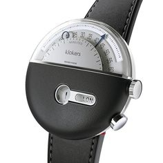 mcconnico:  Kloker watch. #complicated #watch #strap | Found by John Beck McConnico (via @petitetrotteuse)
