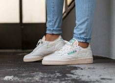 f5a4a2665 Reebok Club C85 Vintage Reebok Club C, Me Too Shoes, Footwear, Sneakers,