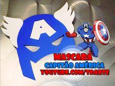 Máscara do Capitão América!! Vem aprender!! Informações sobre moldes e passo a passo completo você confere no Canal Ta de Arte -> www.youtube.com/tdarte <- Se gostar deixe o seu joínha e inscreva-se no canal, assim você me ajuda a produzir mais vídeos!!#diy #doityourself #manualidades #tutorial #comofazer #comofaz #passoapasso #facavocemesmo #gomaeva #feitoamao #hechoamano #festafantasia #festasuperherois #festademenino #mundoazul #maedemenino #superherois #herois #moldes #canaltadearte