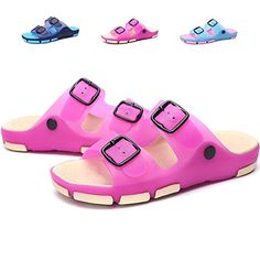 d13bbda87ef8 Unisex Garden Clogs Outdoor Walking Sandals Breathable Sport Slides Summer Non  Slip Pool Beach Shower Slippers Shoes. Fashion Style Women