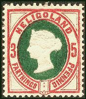 Helgoland stamps